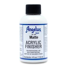 Angelus 620 Matte Acrylic Finisher 4oz