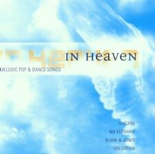 In Heaven Sash, Nik Kershaw, Stranglers, Chicane..  [CD]