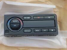 01-04 Subaru Legacy Automatic Climate AC Heater Control Case-OEM-Face Plate