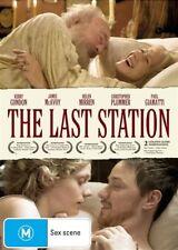 Ex rental The Last Station (DVD, 2010) Christopher Plummer, Helen Mirren