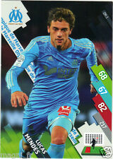 Panini Foot Adrenalyn 2014/2015 - Lucas MENDES - Olympique De Marseille (A3122)