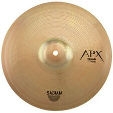 "SABIAN AP1205 12"" SPLASH APX BRASS CYMBAL-NEW!"