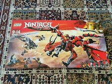 Lego Ninjago le Dragon Firstbourne Jeu de construction