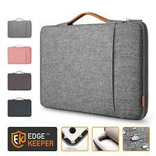 13.3' 14' 15.6' 16' Laptop Sleeve Case Briefcase Bag 360° Protection Shockproof