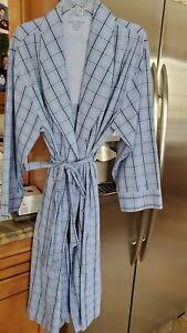 Mens house coat, Nautica L/XL from Macy's.