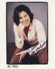 TEED, JILL Canadian sci fi actress from Smallville 8x10 signed autographed photo