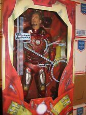 Neca-- 1/4 Scale Damage Iron Man Avengers