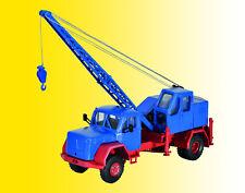 Kibri 11290 Magirus Eckhauber With Fuchs Excavator Kit H0
