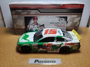 2018 Michael Self #15 Sinclair Oil Daytona Win Toyota 1:24 ARCA Action MIB