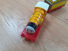 Vintage Thomas the tank engine track master train MOLLY and tender 2009 Mattel