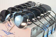 Wholesale Lot New Metal Aviation Mirror Lens Cop Spring Hinge Polarized 5032