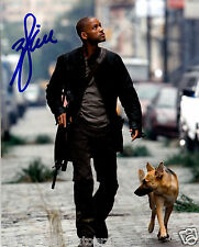 WILL SMITH ACTOR HAND SIGNED AUTOGRAPHED I AM LEGEND PHOTO! WITH PROOF + C.O.A!