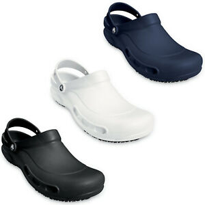 Crocs Bistro Kitchen Clogs Work Slip Resistant Restaurant Chef Unisex Shoes