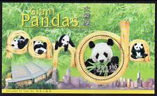 HONG KONG 1999 MNH GIANT PANDA MINISHEET