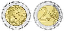 ÖSTERREICH 2 EURO 100 JAHRE REPUBLIK 2018 bankfrisch