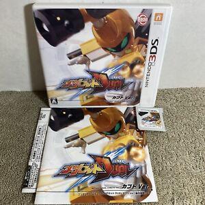 Nintendo 3DS Medarot DUAL Kabuto Japan Japanese Import Version US Seller