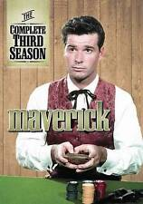 NEW/SEALED - Maverick: The Complete Third Season (DVD, 2013, 6-Disc Set)