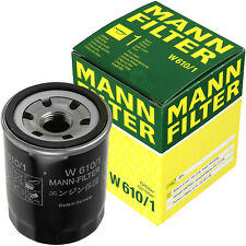 Original MANN-FILTER Ölfilter Oelfilter W 610/1 Oil Filter