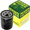 Original MANN-FILTER Ölfilter Oelfilter W 610/1 Oil Filter
