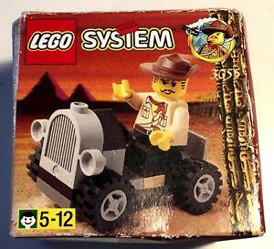 LEGO Adventurers Adventurers Car (3055)