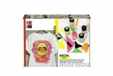 Marabu Textil - Fabric Painting - Neon Set