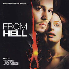 FROM HELL - CD - Music by TREVOR JONES - ORIGINAL MOTION PICTURE SOUNDTRACK
