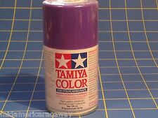 Tamiya PS-10 Purple  Polycarbonate Spray Can 3 oz Paint # 86010  Mid-America