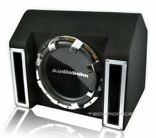"AUDIOBAHN ABB121J 12"" 800W CAR AUDIO STEREO ENCLOSED BASS SUB WOOFER"