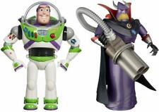 "Toy Story 12.5"" Buzz Lightyear & 14"" Emperor Zurg Talking Action Figures"
