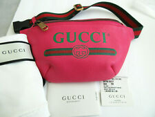 Gucci Belt Bag  Fanny Pack waist bag pink NEW SOLD OUT size small 70