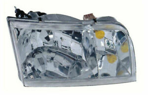 Replacement Eagle Eyes FR232-B001L,B001R Headlight For 98-07 Ford Crown Victoria