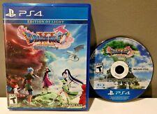 2018 Dragon Quest XI ecos de una evasiva edad Ed De Luz Playstation 4 PS4 Juego