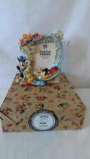 Mighty Mouse and Pearl Terrytoons Viacom 1997 Picture Frame MIB #F599