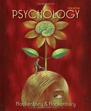 Psychology by Don H Hockenbury: Used