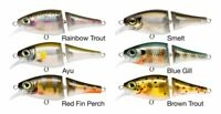 Rapala BX Jointed Shad Fishing Lures  BRAND NEW @ Ottos TW