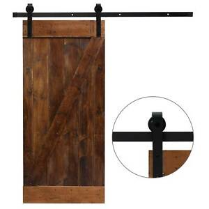 183cm 200cm 244cm Binario per Porta Scorrevole Sistema di Porte Scorrevoli Set