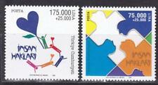 TURKEY 1998 HUMAN RIGHTS MNH C910