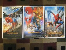 """Spider-Man - Homecoming (11"""" x 17"""") Movie Poster Prints (Set of 3)"""