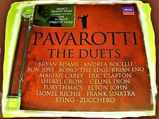 PAVAROTTI THE DUETS > Zucchero STING Frank Sinatra CELINE DION && 111austria