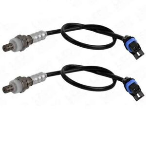 2 PCS Oxygen Sensors For Buick Allure/Cadillac CTS/STS/Chevrolet Express 3500