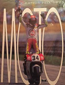 Grands prix 1993 Moto - Judith Tomaselli - Acla