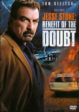 JESSE STONE: BENEFIT OF THE DOUBT NEW DVD