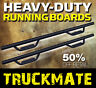 Running Boards Side Step boards Nerf Bar fit 06-21 Toyota Tacoma Crew Cab matte
