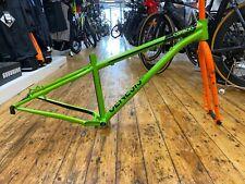 Genesis Caribou Fat Bike Mountain Bike frame small