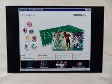 OPEL Fußball-Sponsor - Presse-Foto Werk-Foto pressfoto 12/1996 (O0024
