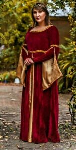 Women's Medieval // Renaissance Gown // SCA LARP Cosplay // History Reenactments