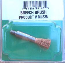 Breech Brush All Black Powder Rifles - For CVA Lyman Traditions Thompson Center