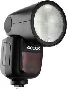 Godox V1C Rundblitzgerät für Canon inkl. Akku Godox Blitzgeräte und Leuchten