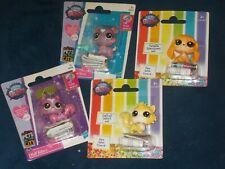 Lot Littlest petshop    série paillettes/sparkles.,