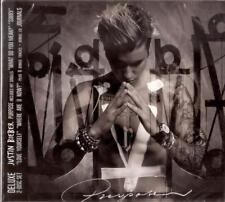 Justin Bieber Purpose 2016 + Journals Deluxe 2 CD Bonus tracks New SEALED